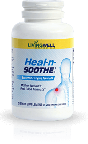 Heal N Soothe Proteolytic Systemic Enzyme Official Site