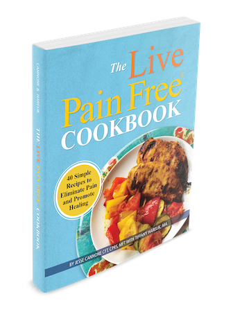 Live Pain Free Cook Book
