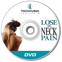 Lose Neck Pain DVD