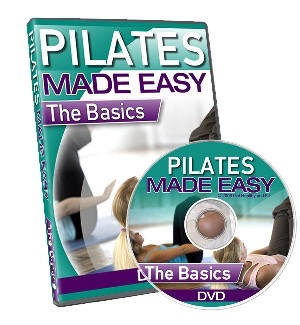 Pilates Made Easy - Volume 1 DVD