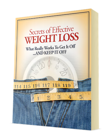 Secrets of Effective Weight Loss