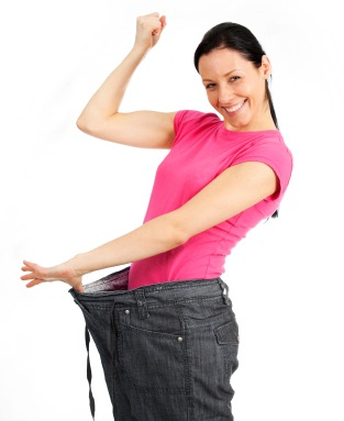 Woman Lose Weight