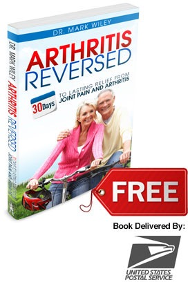 Arthritis Reversed Book - Free Plus Shipping