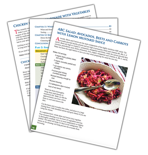 Cookbook Pages