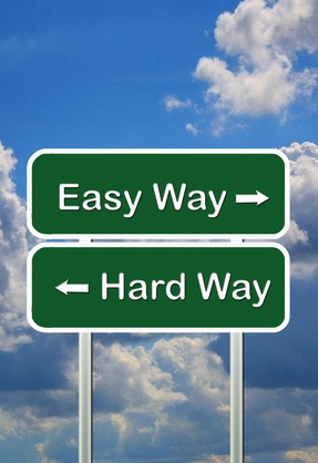 Easy Way / Hard Way