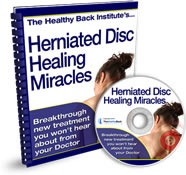 Heal Herniated Disc