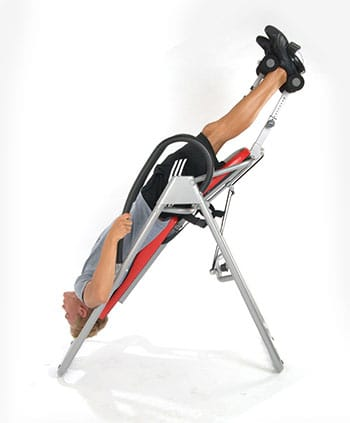 Inversion Table - Step 3
